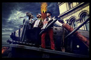taken by David Maclean in Oamaru, the world's steampunk capital.